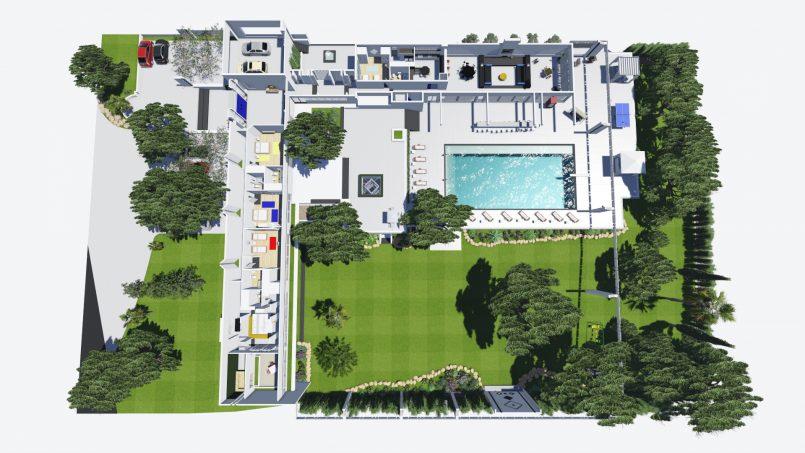 Location appartements et villas de vacance, Vilamarques – 9 bedroom boutique villa in Vilamoura – Sleeps ip to 25 à Quarteira, Portugal Algarve, REF_IMG_10751_10826