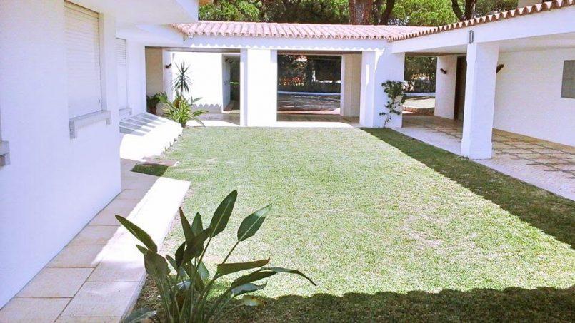 Location appartements et villas de vacance, Algarve Vilamoura Villa avec court tennis à Quarteira, Portugal Algarve, REF_IMG_10395_10461