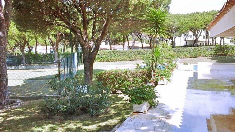 Location appartements et villas de vacance, Algarve Vilamoura Villa avec court tennis à Quarteira, Portugal Algarve, REF_IMG_10395_10477