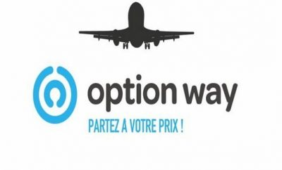 Book your flight at the best price with our Option way partner