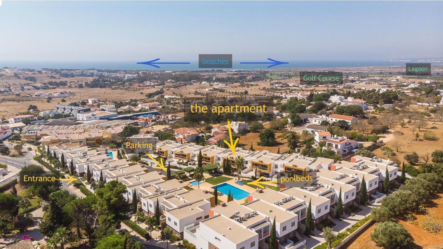 Apartamentos e moradias para alugar, Casa do Cipreste em Albufeira, Portugal Algarve, REF_IMG_10888_10904
