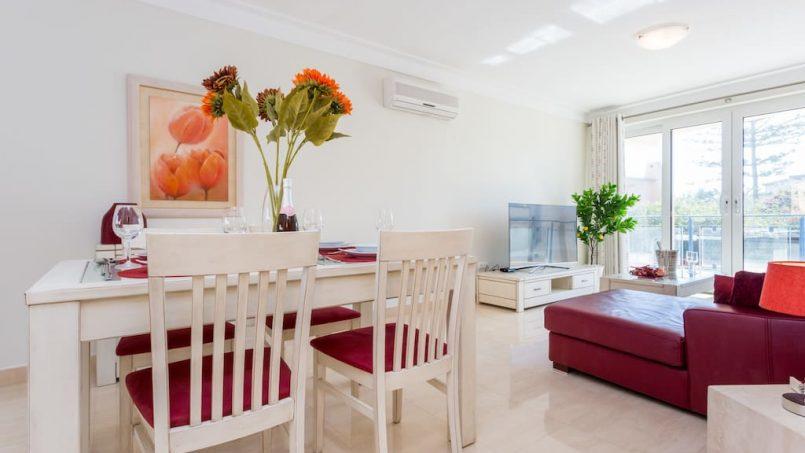 Apartamentos e moradias para alugar, MEIA PRAIA SEAVIEW BEACHFRONT LUX APT em Lagos, Portugal Algarve, REF_IMG_11238_11242