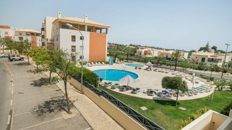 Location appartements et villas de vacance, Penthouse Parque da Corcovada Lote 35 à Albufeira, Portugal Algarve, REF_IMG_11809_11810