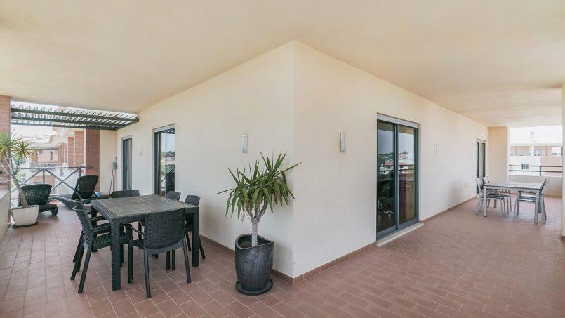 Location appartements et villas de vacance, Penthouse Parque da Corcovada Lote 35 à Albufeira, Portugal Algarve, REF_IMG_11809_11825