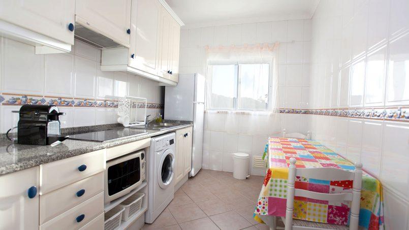 Location appartements et villas de vacance, Apartamento T2 em Condomínio Com Piscina na Praia da Galé em Albufeira à Albufeira, Portugal Algarve, REF_IMG_6121_12087