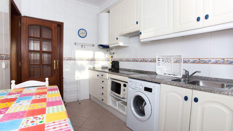 Location appartements et villas de vacance, Apartamento T2 em Condomínio Com Piscina na Praia da Galé em Albufeira à Albufeira, Portugal Algarve, REF_IMG_6121_12089