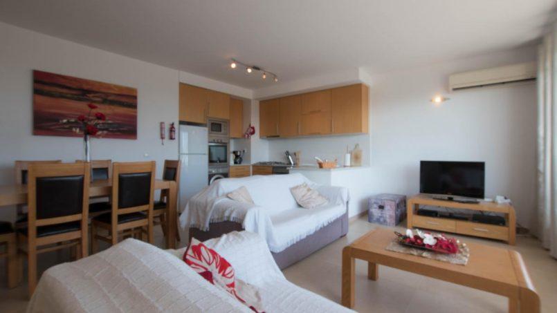 Holiday apartments and villas for rent, Fuseta Ria Resort ground floor apartment in Fuseta, Portugal Algarve, REF_IMG_12569_12571