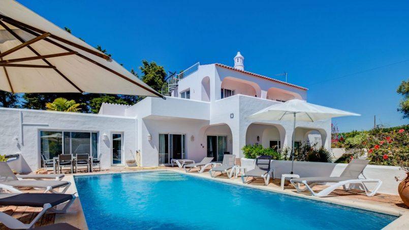 Apartamentos e moradias para alugar, Casa Ninho – Carvoeiro – Algarve em Carvoeiro, Portugal Algarve, REF_IMG_12271_12292