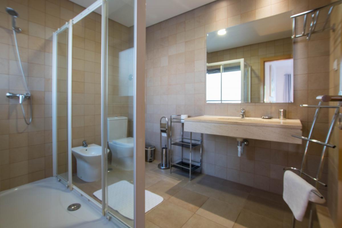 Apartamentos e moradias para alugar, Fuseta Ria Resort ground floor apartment em Fuseta, Portugal Algarve, REF_IMG_12569_12577