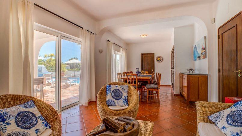 Apartamentos e moradias para alugar, Casa Ninho – Carvoeiro – Algarve em Carvoeiro, Portugal Algarve, REF_IMG_12271_12272