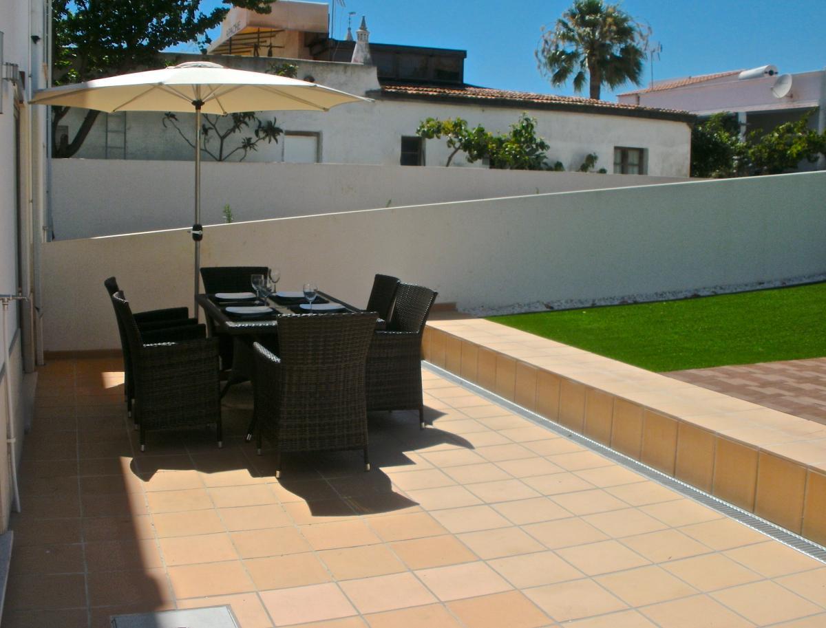 Apartamentos e moradias para alugar, Fuseta Ria Resort ground floor apartment em Fuseta, Portugal Algarve, REF_IMG_12569_12582