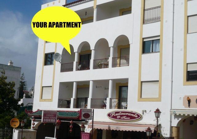 Location appartements et villas de vacance, 2 Algarve Carvoeiro Apartments, sleeps 5 à Carvoeiro, Portugal Algarve, REF_IMG_12687_12693