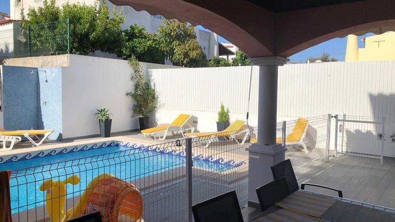 Apartamentos e moradias para alugar, VILLA RÉCENTE CONTEMPORAINE 6-8 PERSONNES em Albufeira, Portugal Algarve, REF_IMG_13088_13090