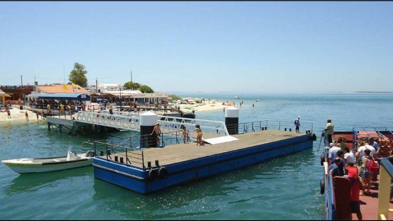 Location appartements et villas de vacance, Villa vue s/mer 10 mnt. de la plage à pied à Olhão, Portugal Algarve, REF_IMG_9894_13601