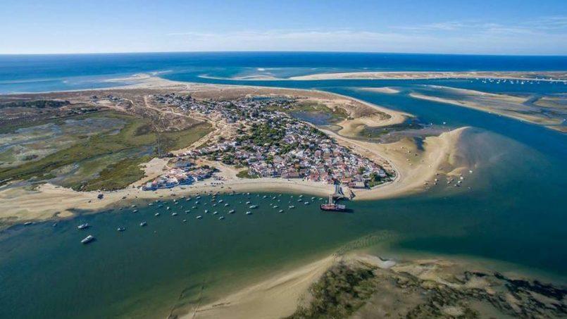 Location appartements et villas de vacance, Villa vue s/mer 10 mnt. de la plage à pied à Olhão, Portugal Algarve, REF_IMG_9894_13617