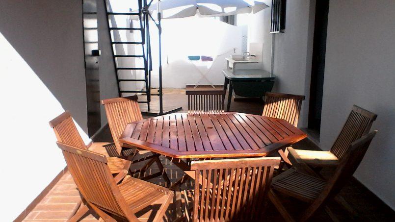 Location appartements et villas de vacance, Villa vue s/mer 10 mnt. de la plage à pied à Olhão, Portugal Algarve, REF_IMG_9894_13608