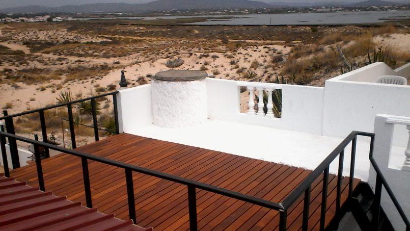 Location appartements et villas de vacance, Villa vue s/mer 10 mnt. de la plage à pied à Olhão, Portugal Algarve, REF_IMG_9894_13606
