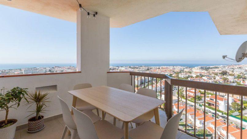 Location appartements et villas de vacance, 180° Sea views, Pool, 2 bedrooms and 2 balconies à Albufeira, Portugal Algarve, REF_IMG_13320_13410