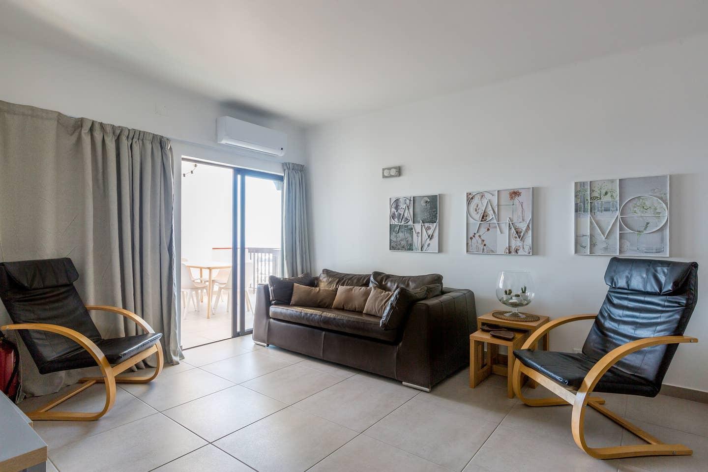 Apartamentos e moradias para alugar, 180° Sea views, Pool, 2 bedrooms and 2 balconies em Albufeira, Portugal Algarve, REF_IMG_13320_13409