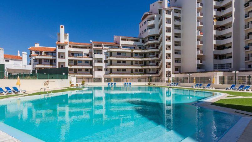 Location appartements et villas de vacance, 180° Sea views, Pool, 2 bedrooms and 2 balconies à Albufeira, Portugal Algarve, REF_IMG_13320_13407