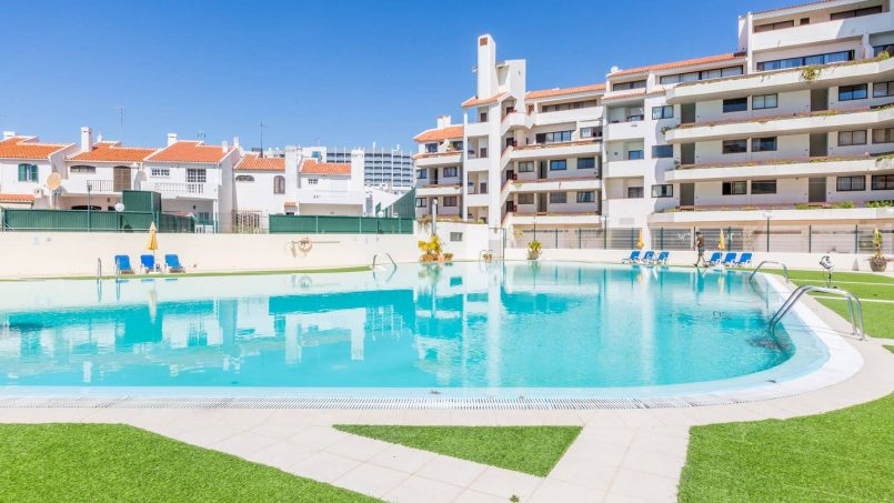 Location appartements et villas de vacance, 180° Sea views, Pool, 2 bedrooms and 2 balconies à Albufeira, Portugal Algarve, REF_IMG_13320_13408
