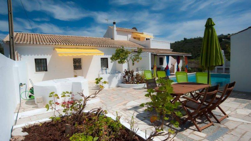 Apartamentos e moradias para alugar, Casa Sorriso – Pool, Hot tub, Sauna em Silves, Portugal Algarve, REF_IMG_13870_13925