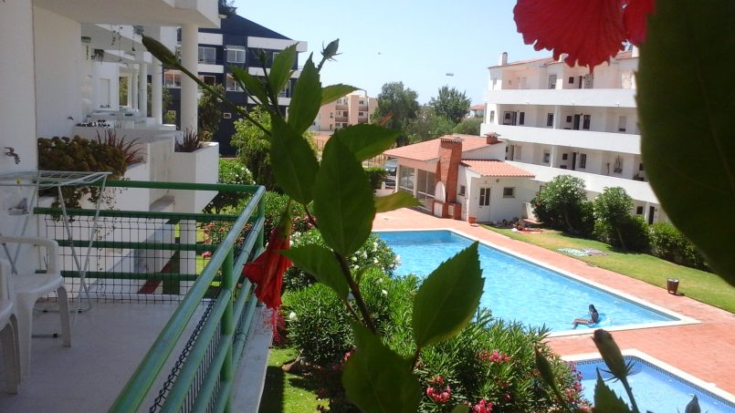 Location appartements et villas de vacance, Apartamento 4 pessoas à beira mar com piscina Albufeira à Albufeira, Portugal Algarve, REF_IMG_15094_15095