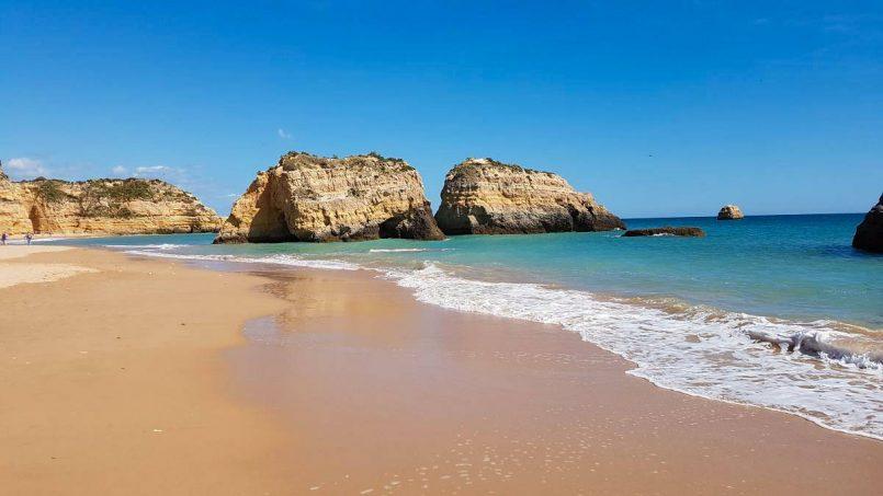 Location appartements et villas de vacance, Appartement en 1ère ligne vur sur mer à Portimão, Portugal Algarve, REF_IMG_14891_14901