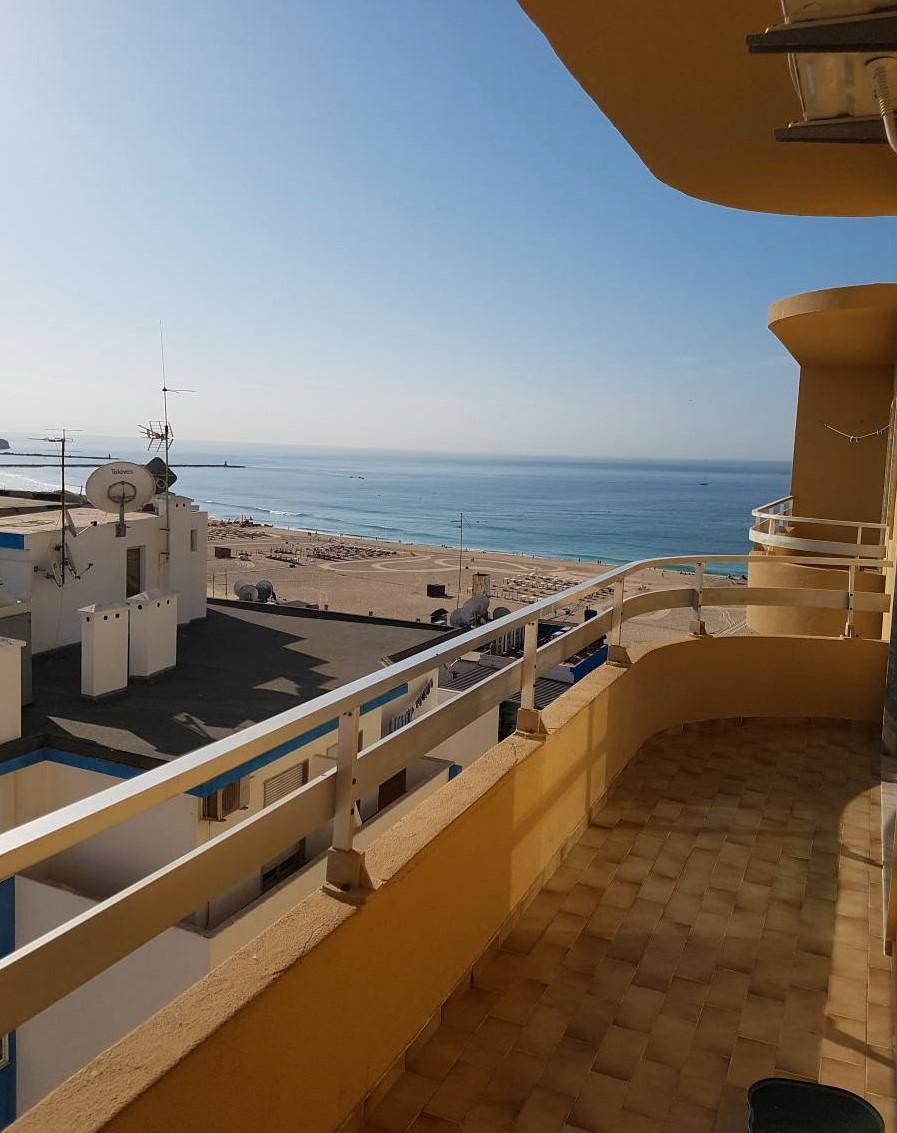 Location appartements et villas de vacance, Appartement en 1ère ligne vur sur mer à Portimão, Portugal Algarve, REF_IMG_14891_14896