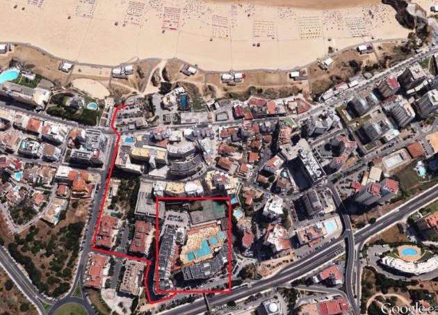 Apartamentos e moradias para alugar, T1 na Praia da Rocha para férias em Portimão, Portugal Algarve, REF_IMG_14431_14452