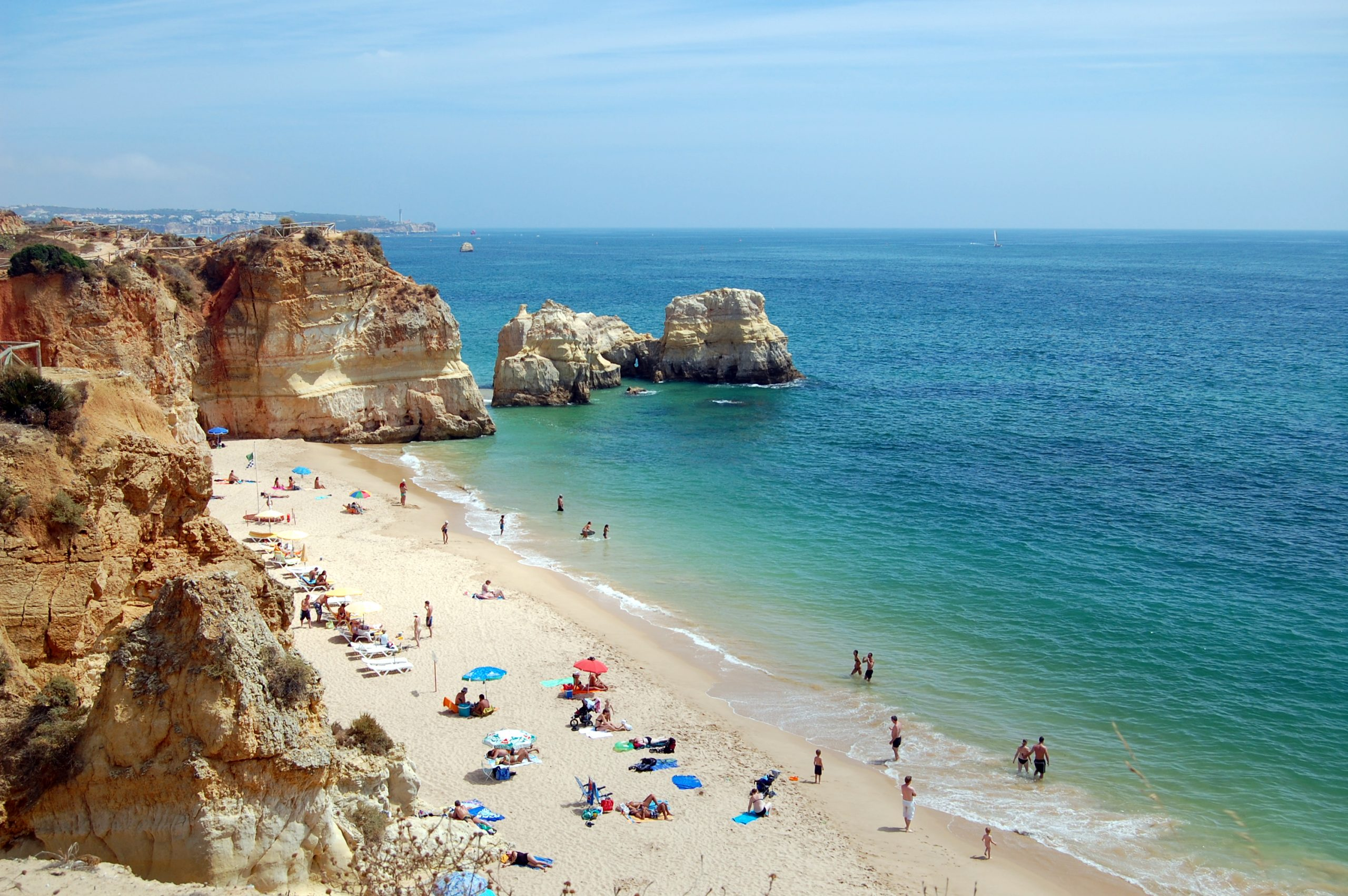 Holiday apartments and villas for rent, T1 na Praia da Rocha para férias in Portimão, Portugal Algarve, REF_IMG_14431_14453