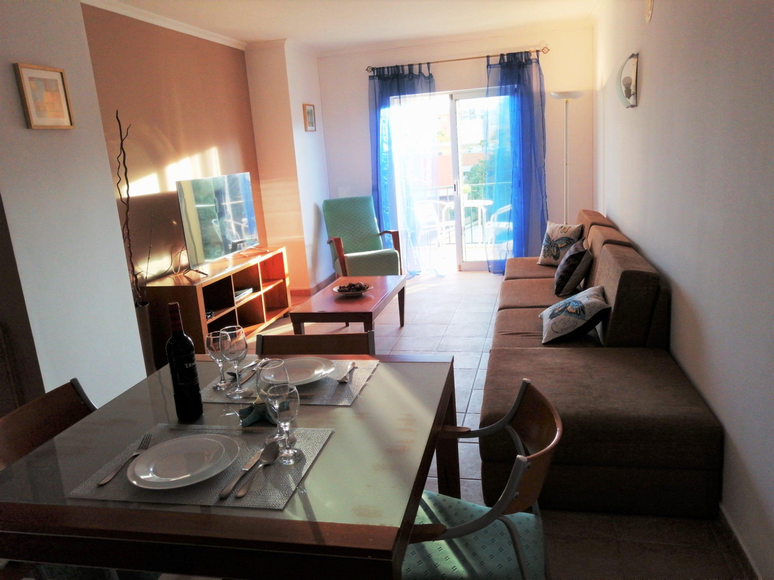 Holiday apartments and villas for rent, T1 Albufeira em cond. fechado c/ piscina 4/5 pessoas JUN / JUL / AGO / SET in Albufeira, Portugal Algarve, REF_IMG_14867_14874
