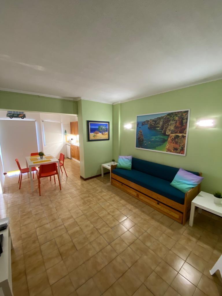 Holiday apartments and villas for rent, T1 na Praia da Rocha para férias in Portimão, Portugal Algarve, REF_IMG_14431_14433