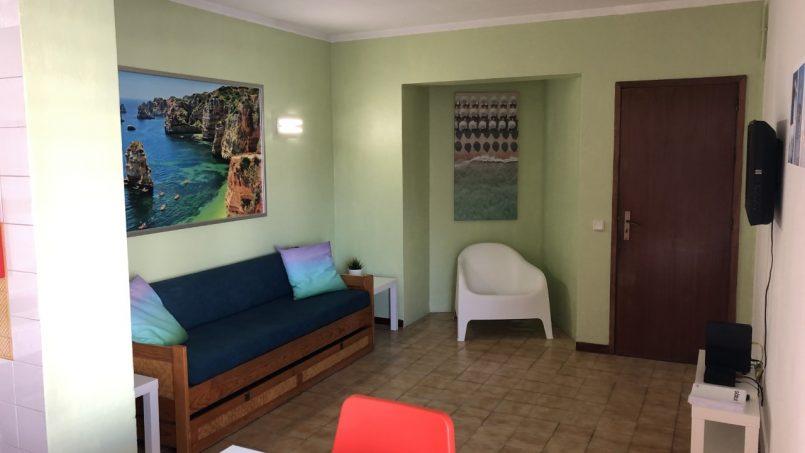 Apartamentos e moradias para alugar, T1 na Praia da Rocha para férias em Portimão, Portugal Algarve, REF_IMG_14431_14434