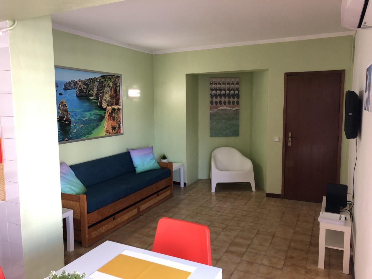 Holiday apartments and villas for rent, T1 na Praia da Rocha para férias in Portimão, Portugal Algarve, REF_IMG_14431_14434