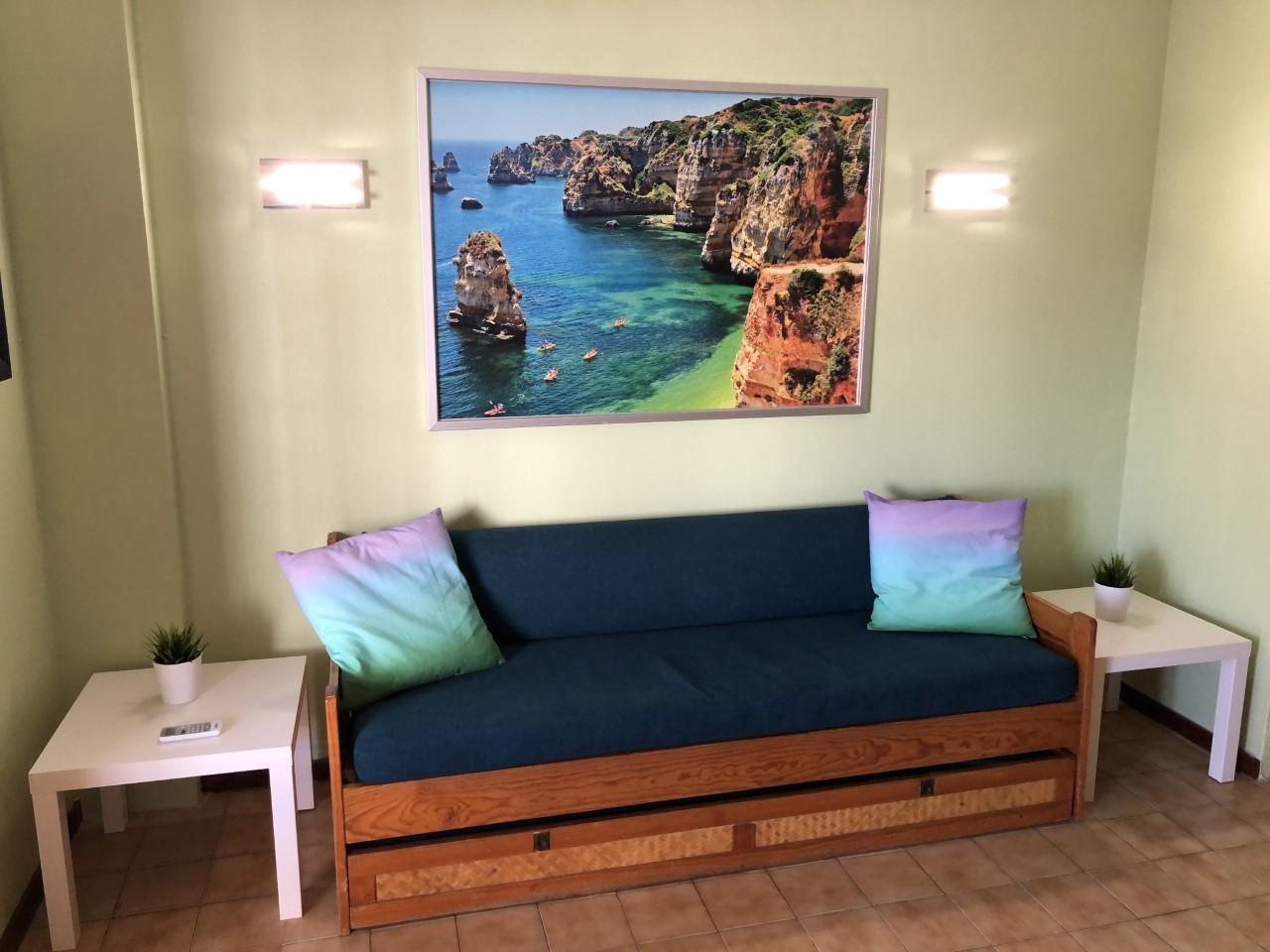 Holiday apartments and villas for rent, T1 na Praia da Rocha para férias in Portimão, Portugal Algarve, REF_IMG_14431_14436