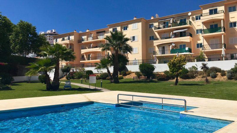 Apartamentos e moradias para alugar, Superbe appartement – private residence with pool em Albufeira, Portugal Algarve, REF_IMG_15179_15180