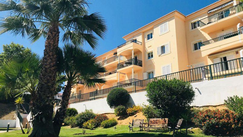 Apartamentos e moradias para alugar, Superbe appartement – private residence with pool em Albufeira, Portugal Algarve, REF_IMG_15179_15181