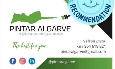 Pintar-Algarve