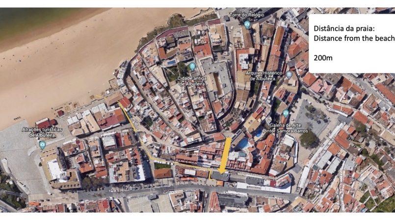 Holiday apartments and villas for rent, Albufeira Bran House, Fantástico Apartamento Férias T1, a 200m a pé da praia, Baixa Antiga de Albufeira in Albufeira, Portugal Algarve, REF_IMG_15967_15974