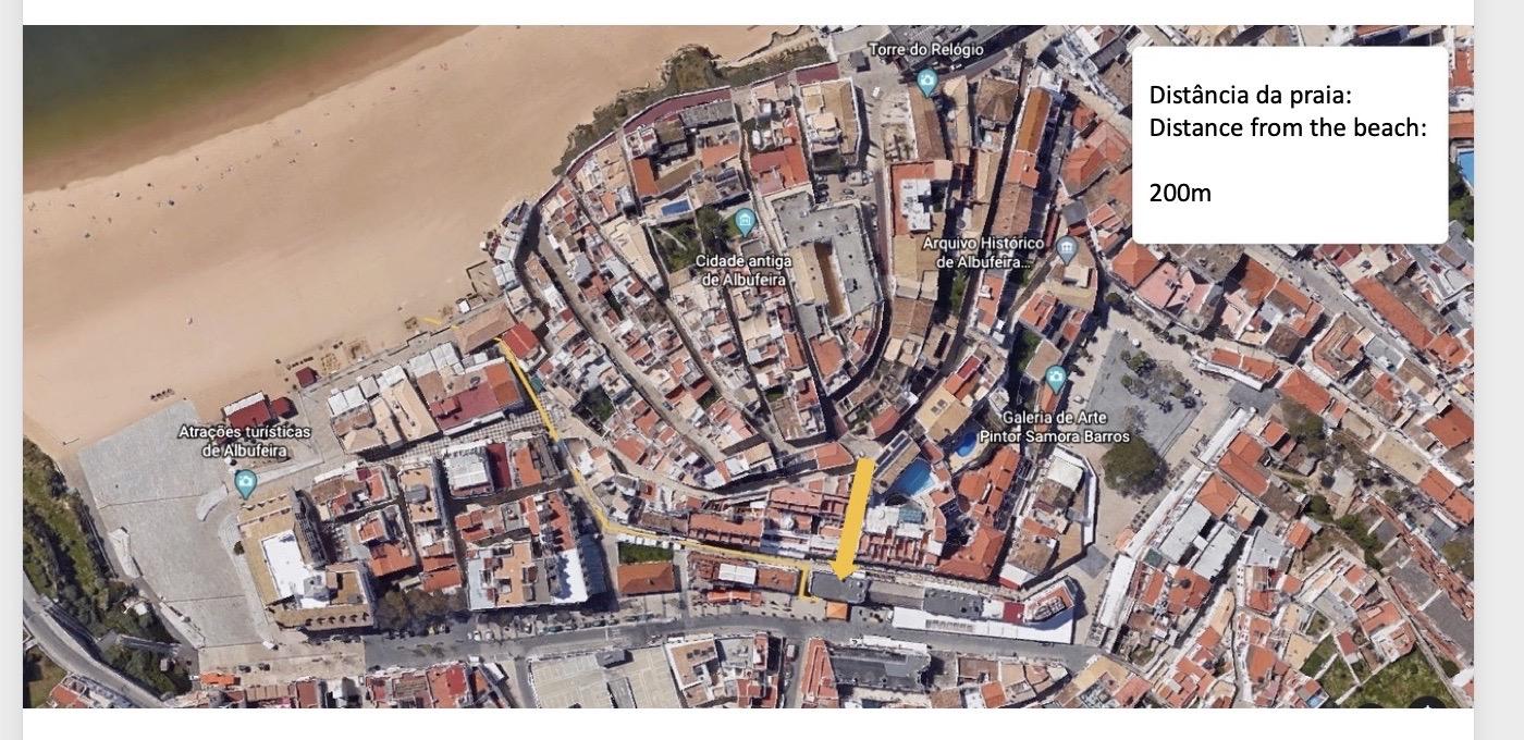 Location appartements et villas de vacance, Albufeira Bran House, Fantástico Apartamento Férias T1, a 200m a pé da praia, Baixa Antiga de Albufeira à Albufeira, Portugal Algarve, REF_IMG_15967_15974