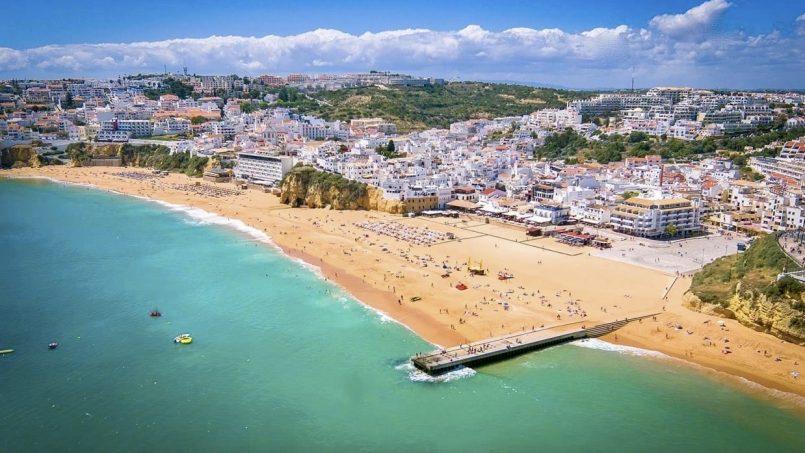 Holiday apartments and villas for rent, Albufeira Bran House, Fantástico Apartamento Férias T1, a 200m a pé da praia, Baixa Antiga de Albufeira in Albufeira, Portugal Algarve, REF_IMG_15967_15976
