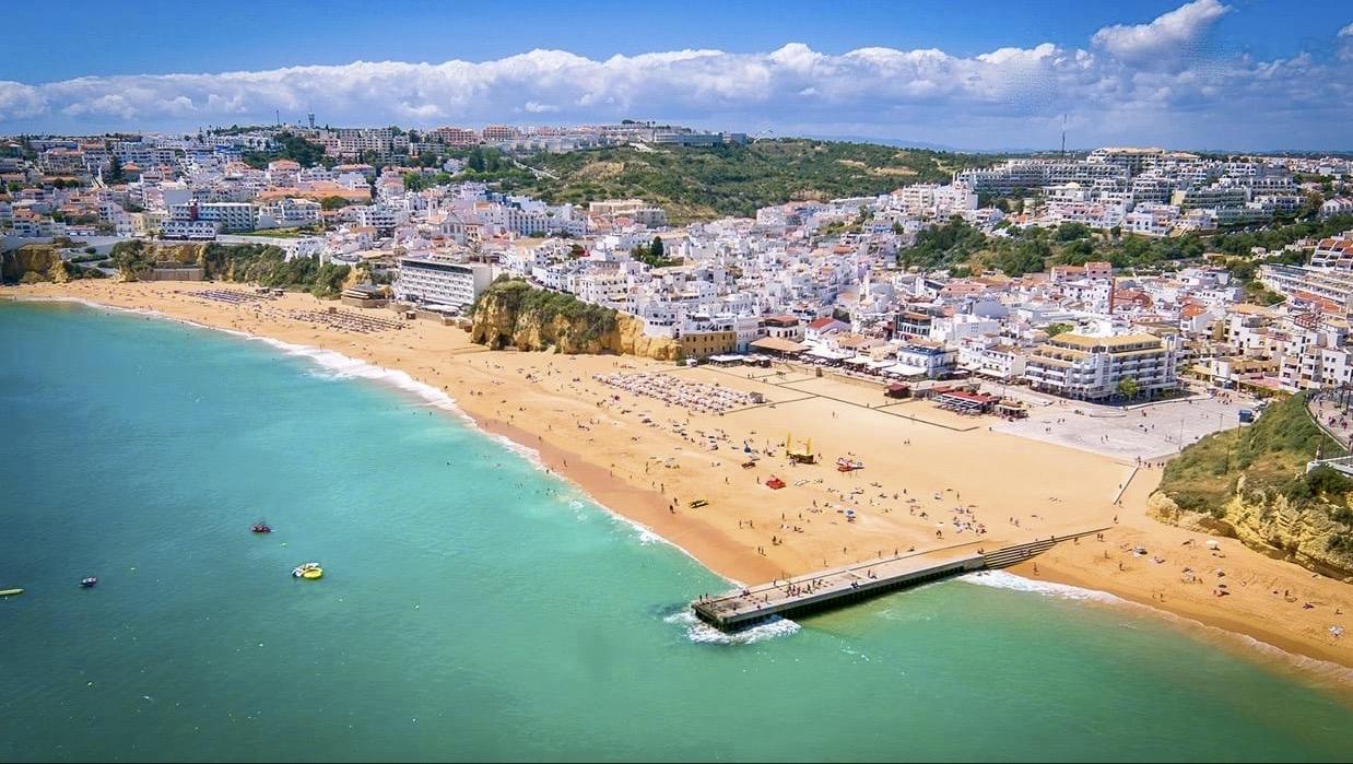 Location appartements et villas de vacance, Albufeira Bran House, Fantástico Apartamento Férias T1, a 200m a pé da praia, Baixa Antiga de Albufeira à Albufeira, Portugal Algarve, REF_IMG_15967_15976