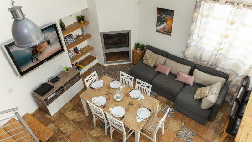Location appartements et villas de vacance, Maison entre Portimao et Lagoa à Estômbar, Portugal Algarve, REF_IMG_16112_16114