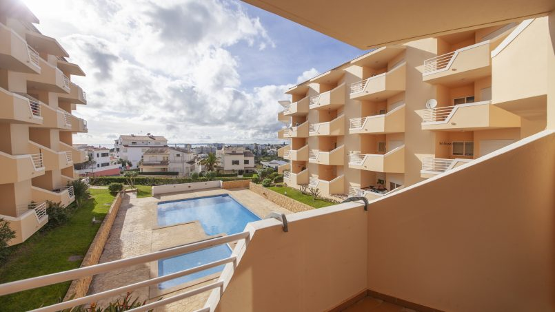 Holiday apartments and villas for rent, Appartement T1 in Alvor, Portugal Algarve, REF_IMG_16129_16131
