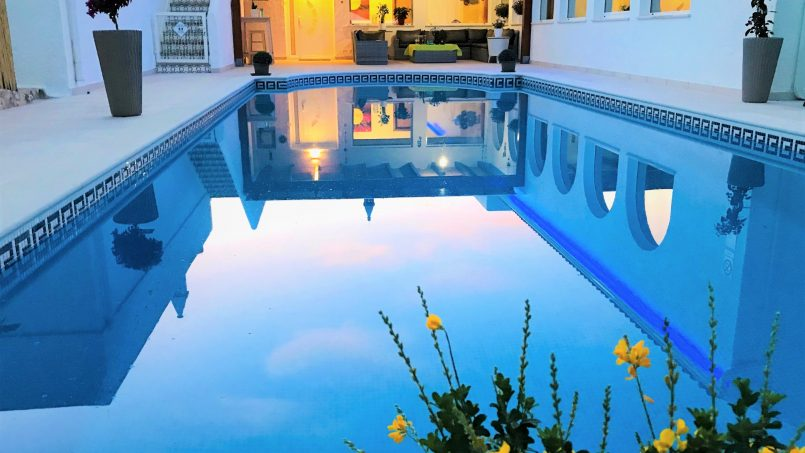 Location appartements et villas de vacance, Villa Sunkiss Algarve à Carvoeiro, Lagoa, Portugal Algarve, REF_IMG_16435_16438