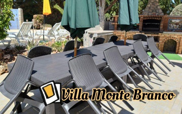 Location appartements et villas de vacance, Villa Monte Branco V5 Independente e isolada à São Bartolomeu de Messines, Portugal Algarve, REF_IMG_16504_16517