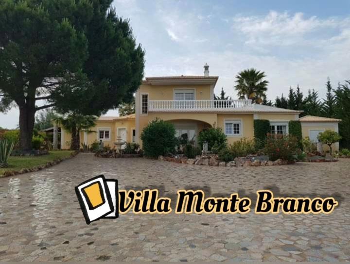Location appartements et villas de vacance, Villa Monte Branco V5 Independente e isolada à São Bartolomeu de Messines, Portugal Algarve, REF_IMG_16504_16505