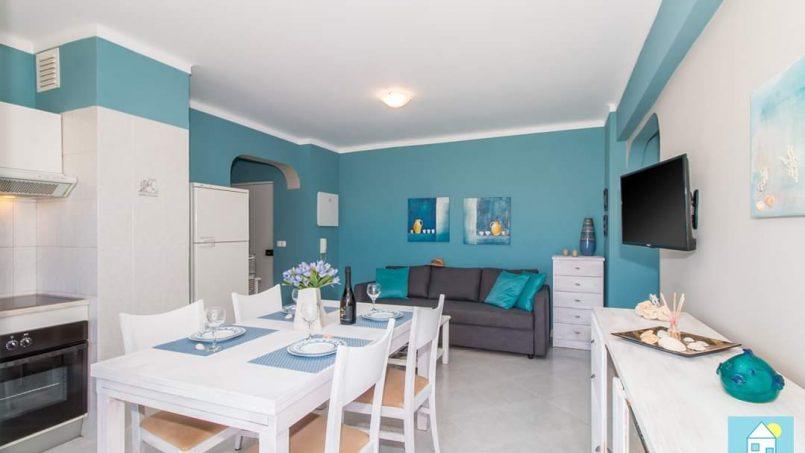 Location appartements et villas de vacance, Beautiful T1 apartment with sea view à Armação de Pêra, Portugal Algarve, REF_IMG_16413_16418