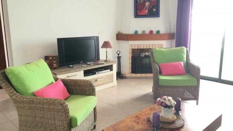 Location appartements et villas de vacance, Appartement avec piscine et Roof top à 3m de plage à Carvoeiro, Portugal Algarve, REF_IMG_16718_16720